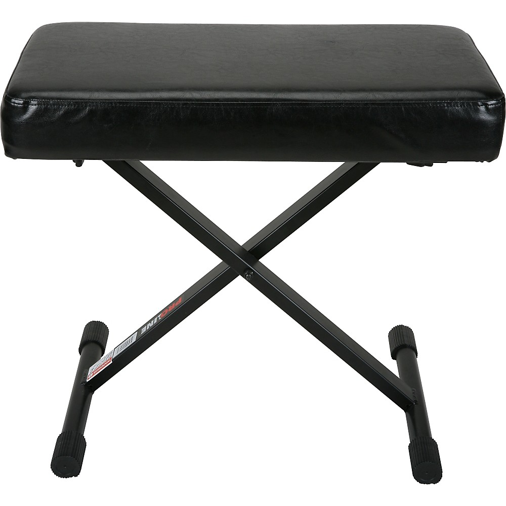 Proline PL1250 Keyboard Bench With Memory Foam by Proline