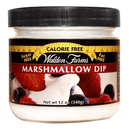 Walden Farms Calorie Free Marshmallow Dip, 12 oz, (Pack of 6)](Dipped Marshmallows Halloween)