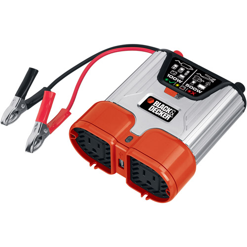 Black & Decker 500 Watt Power Inverter