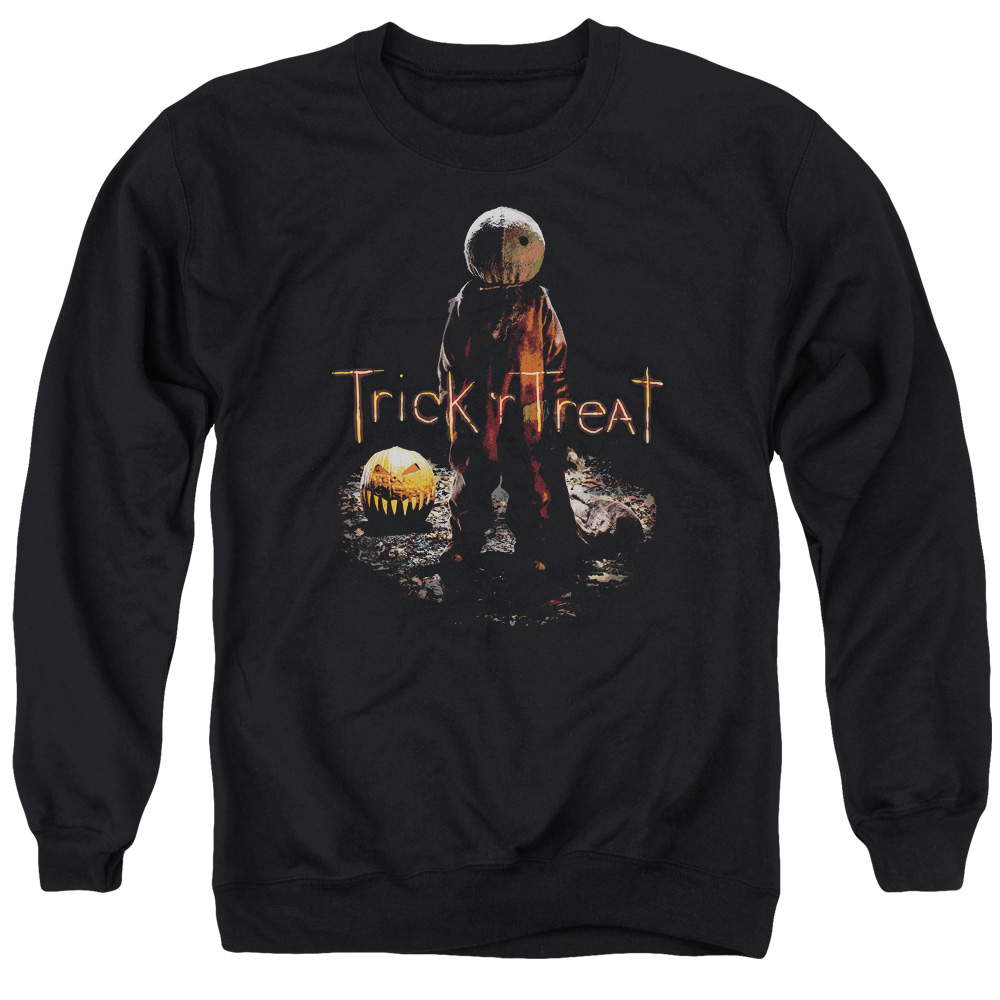 Trick R Treat Samhain Mens Crewneck Sweatshirt