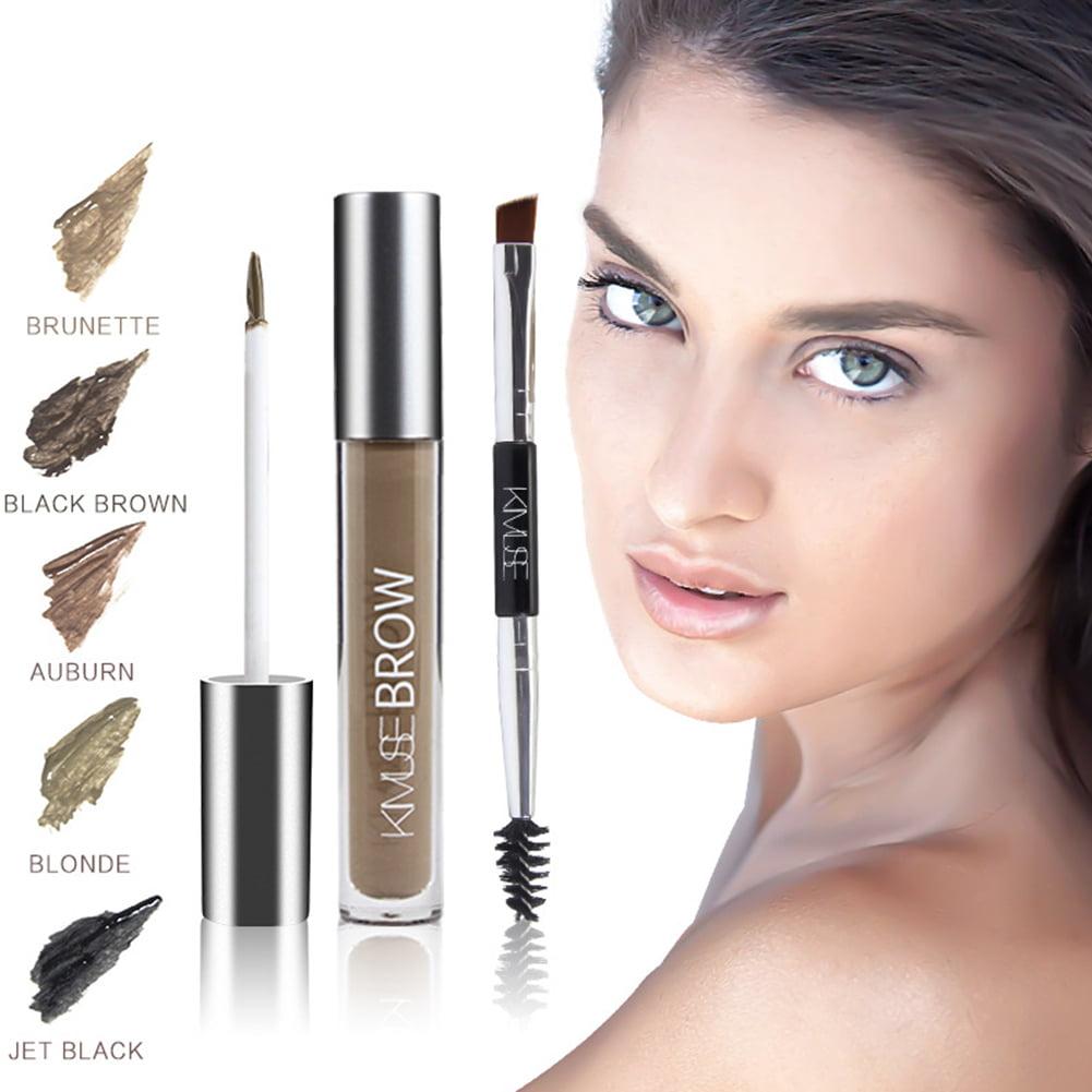 Natural Looking Long Lasting Eyebrow Dye Gel Eye Brow Enhancer Tint