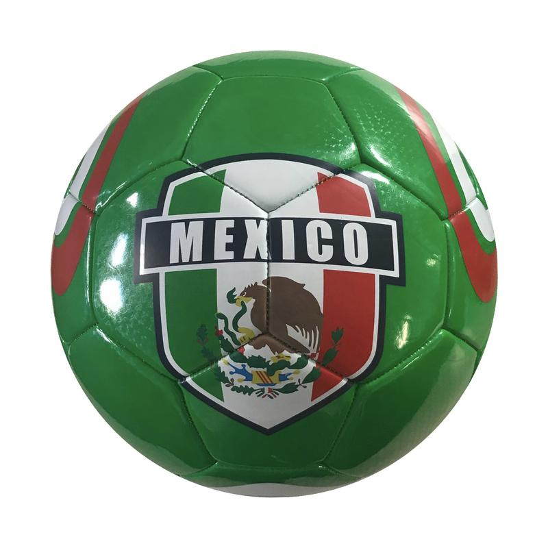 ICON SPORTS MEXICO Regulation Soccer Ball Size 5 by ICON Sports