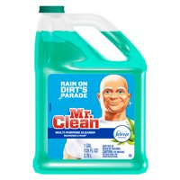 Mr. Clean Liquid Multi-Purpose Cleaner with Febreze, Meadows & Rain, 128 Fl Oz
