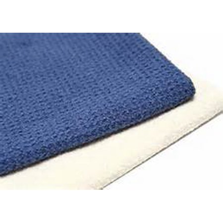 1 Simplee Cleen Blue Waffle Weave Dish Cloth 12 inchx12 inch