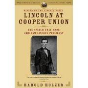 Lincoln at Cooper Union - eBook