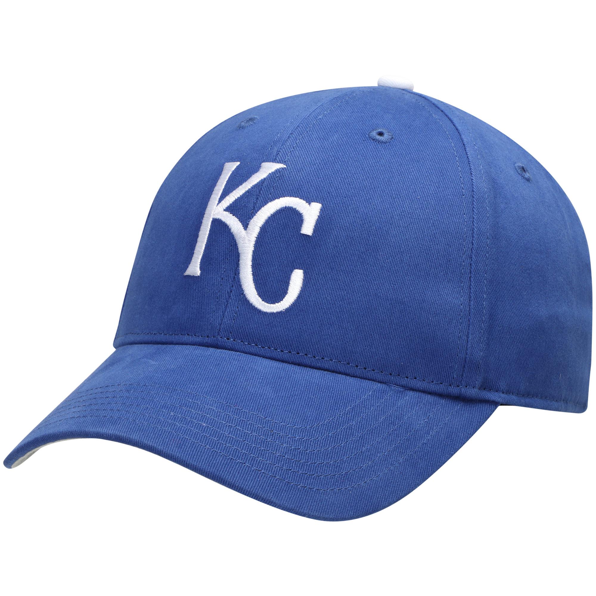 Kansas City Royals Fan Favorite Basic Adjustable Hat - Royal - OSFA