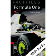 Formula One - With Audio Level 3 Factfiles Oxford Bookworms Library - eBook