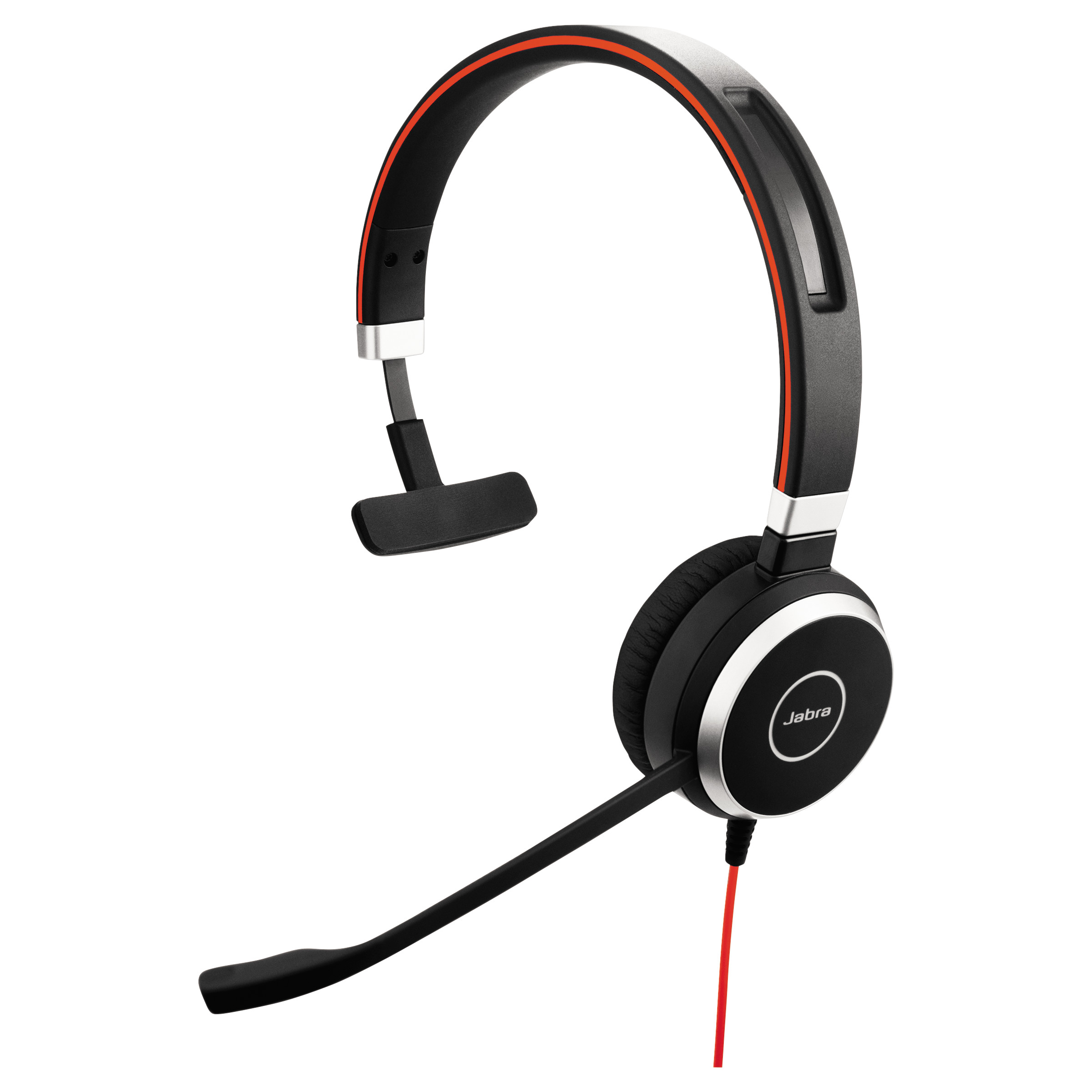 Jabra EVOLVE 40 UC Monaural Over-the-Head Headset