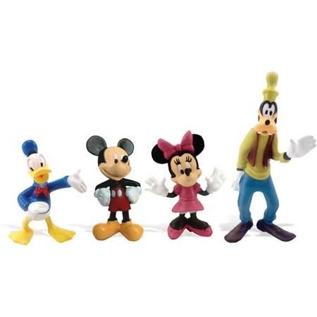 Disney Mickey Mouse Figurines 4 - Mickey Mouse Halloween Disney World