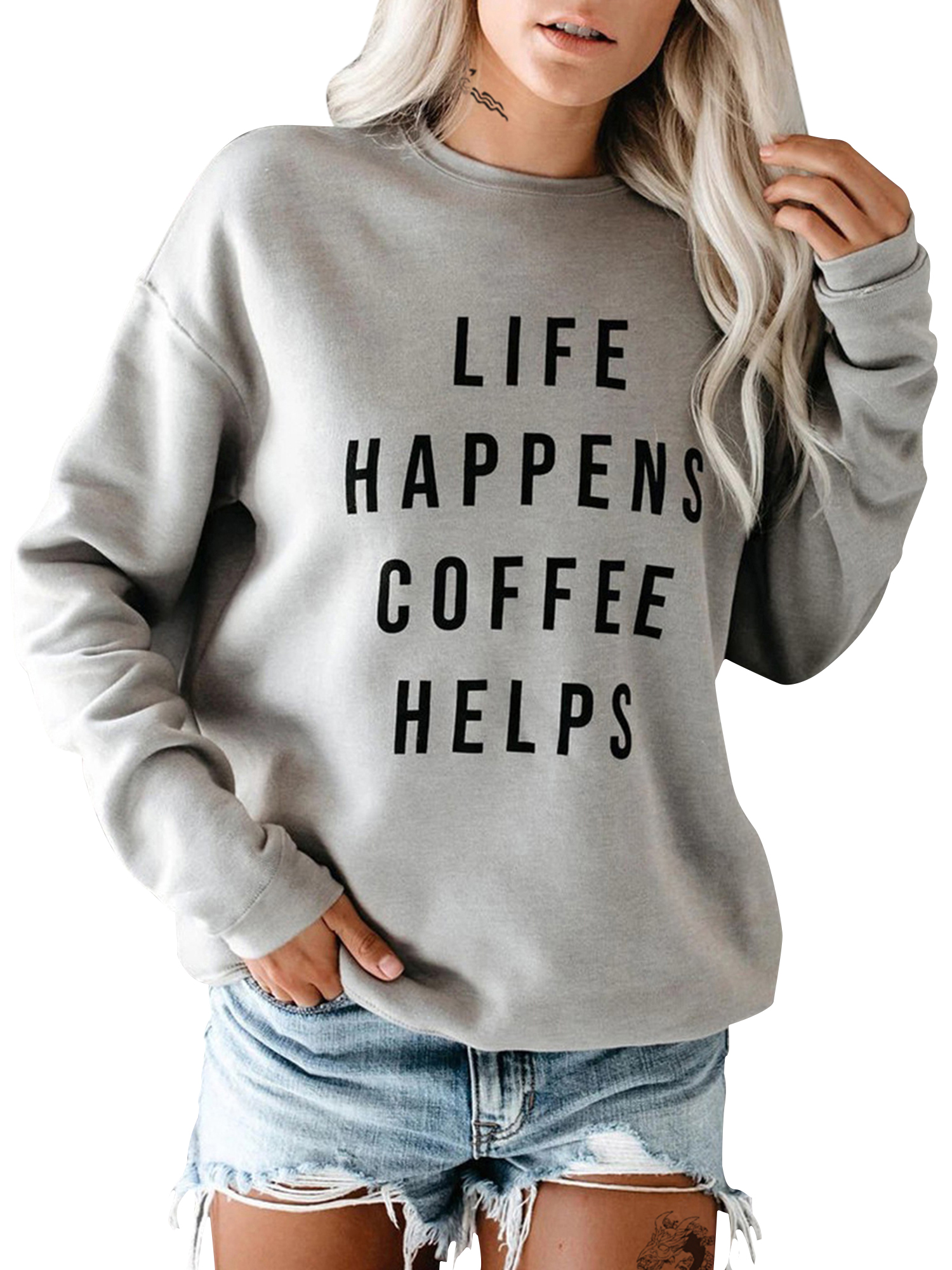 Hoodies Sweatshirt/Autumn Winter Arrow,Vertical Pattern Monochrome,Sweatshirt Blanket