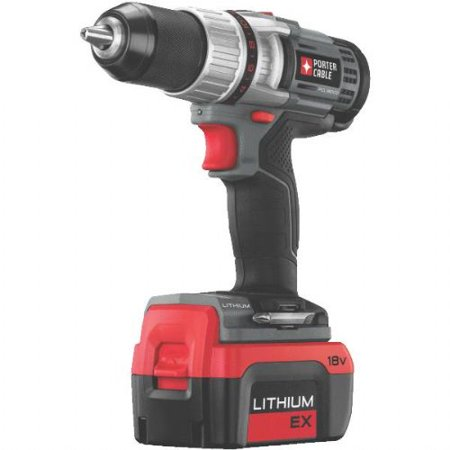 Porter Cable 18V Lithium-Ion Cordless Drill Kit