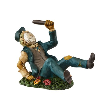 Dept 56 Halloween Village 4049219 Pie In The Face Escape Retired](Escape Halloween Set Times)