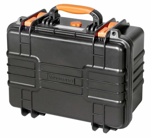 Vanguard Supreme 37D Heavy Duty Waterproof and Dustproof Professional Hard Case with Removable Divider Bag Interior