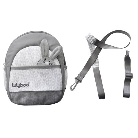 Lulyboo Toddler Safety Harness and Backpack - Walmart.com 95fa92f132c34