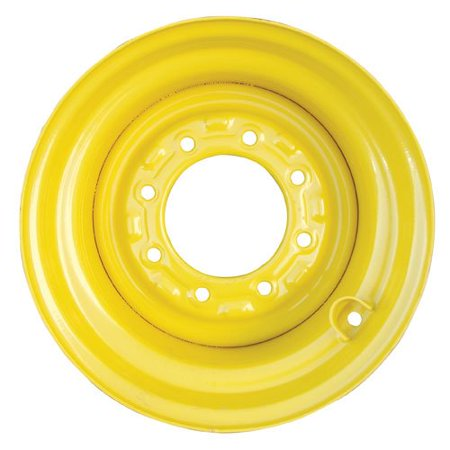 "Image of ""9.75"""" x 16.5"""" Wheel, Yellow, New, Case, 183300A3"""