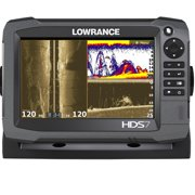 Lowrance 000-11788-001 Hds-7 Gen3 Insight[tm] Fishfinder/chartplotter With 83/200khz Transducer & Lowrance Smartsteer[tm]