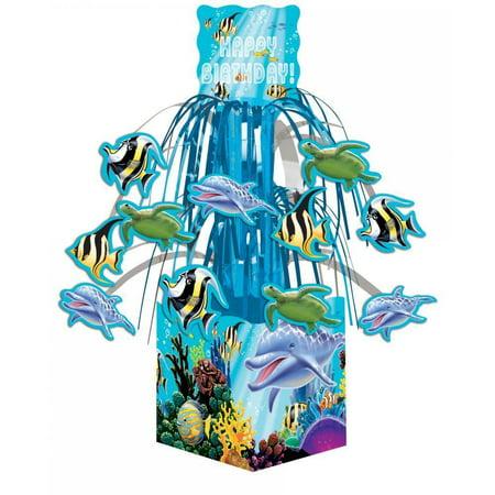 Creative Converting Ocean Party Centerpiece - Ocean Party Supplies