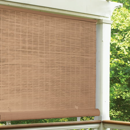 Coolaroo Outdoor Shade - Radiance 4' x 6' Cordless 1/4