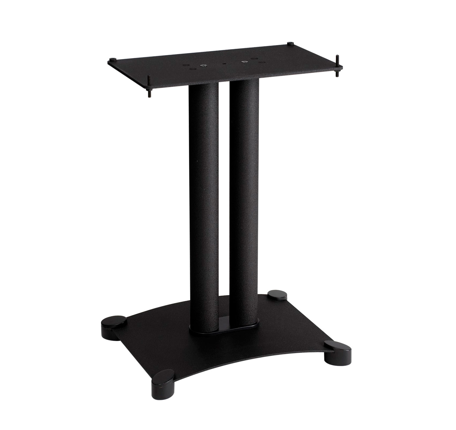 Sanus SFC22B1 Black Center Channel Speaker Stand by Sanus