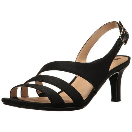 db140e73d571 Naturalizer Womens Tami Open Toe Casual Slingback Sandals - Walmart.com