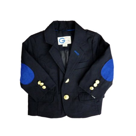 15c2d03d70c2 G-Cutee - G-Cutee Infant Boys Navy Blue Blazer Holiday Dressy Sports ...