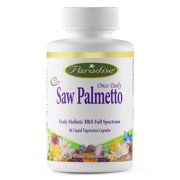 once daily saw palmetto paradise herbs 30 vcaps