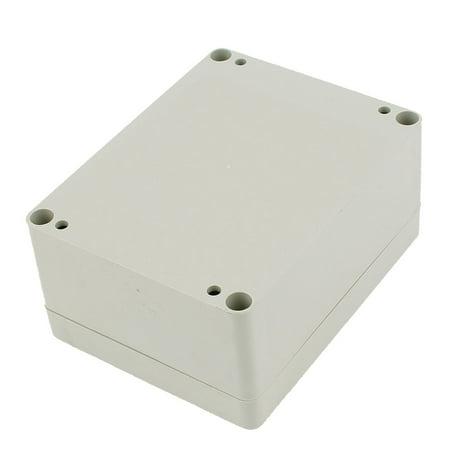 Unique Bargains Waterproof Project Enclosure Case DIY Electronic Wiring Junction Box 114x89x54mm](waterproof electronics project box)