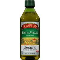 Pompeian Smooth Extra Virgin Olive Oil 16 Fl Oz