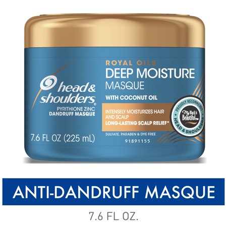 Head and Shoulders Royal Oils Deep Moisture Masque, 7.6 fl oz