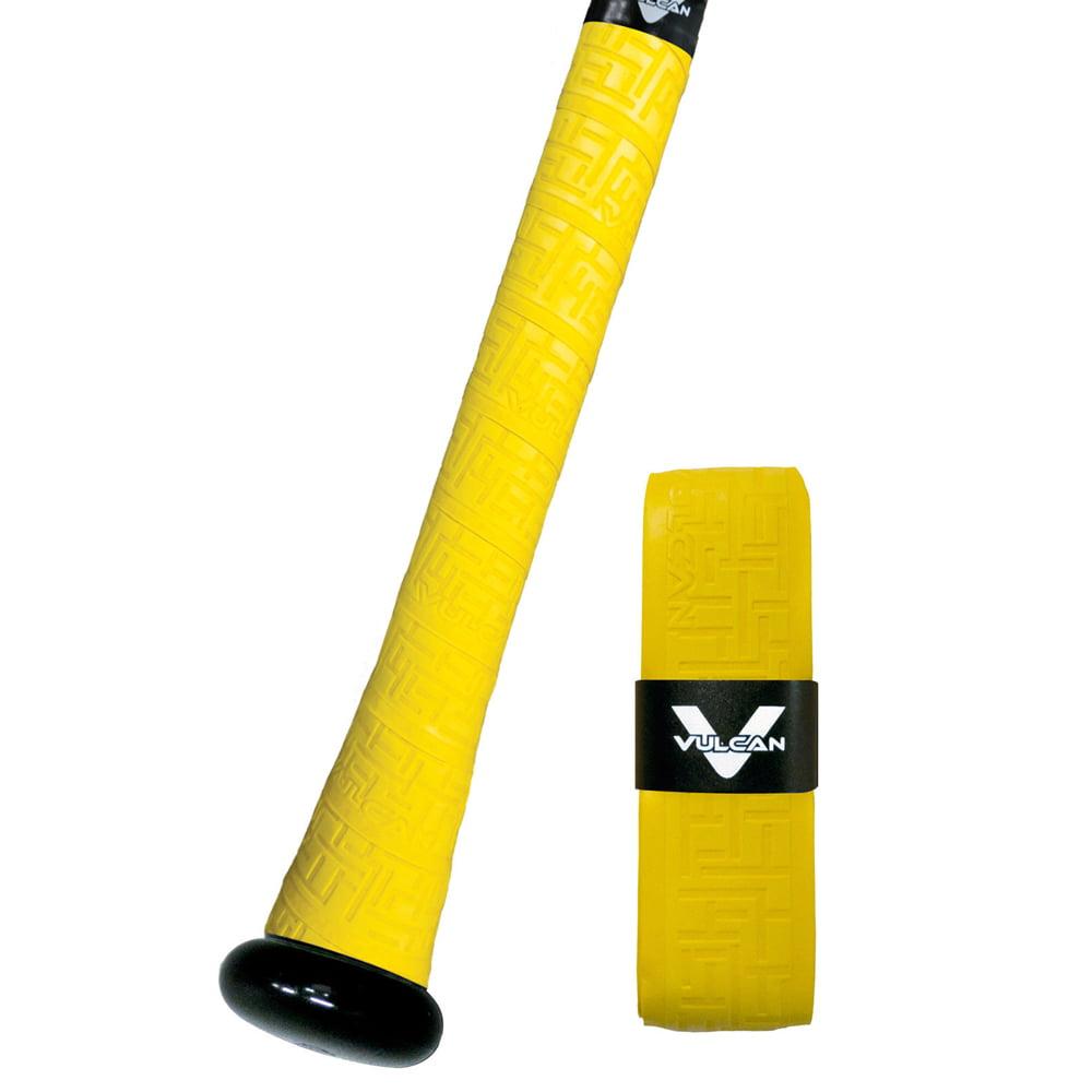 Vulcan 0.50mm Bat Grip / Yellow Gold