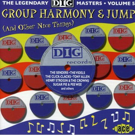 Group Harmony   Jump   Group Harmony   Jump  Cd