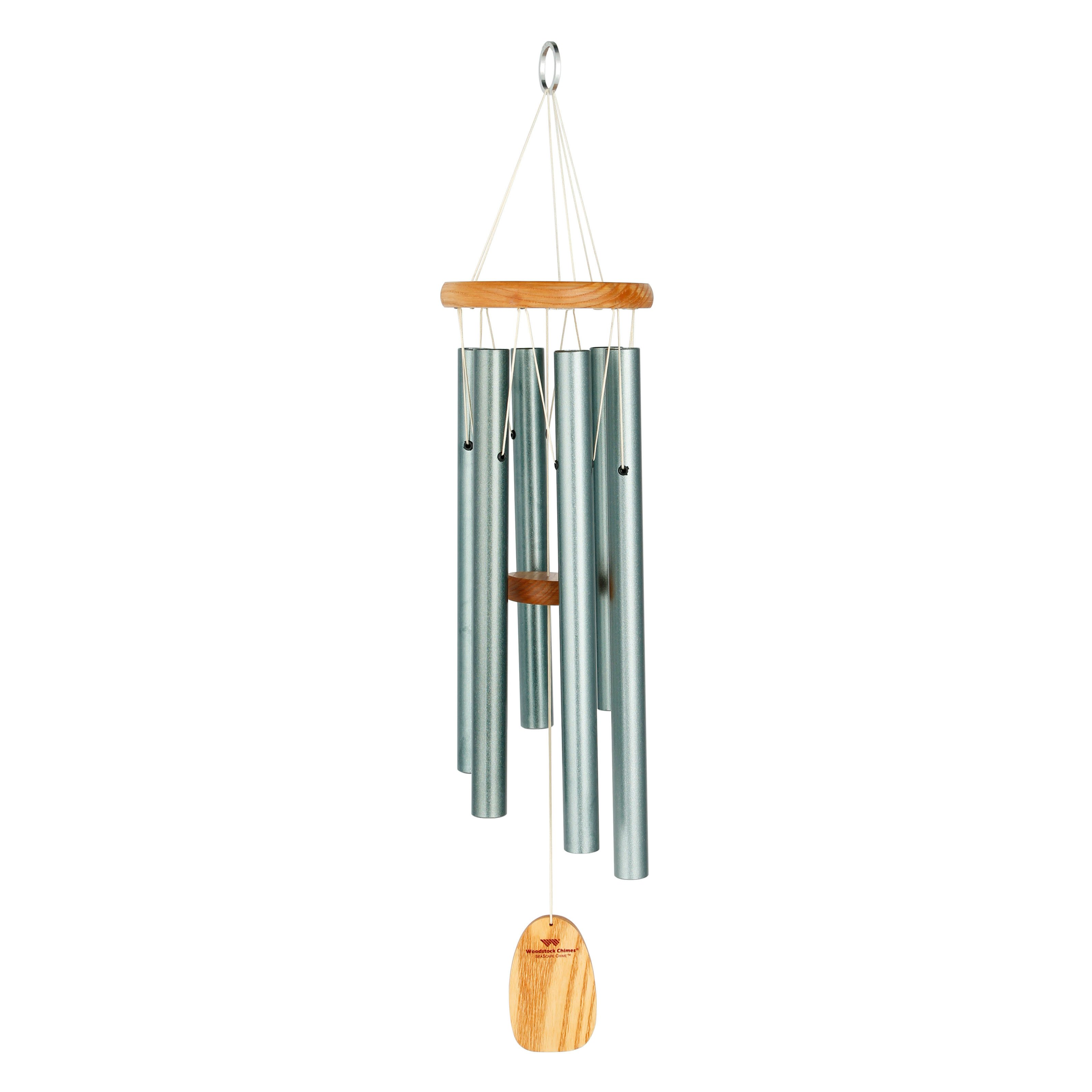Signature Collection - Woodstock SeaScape Chime - Seafoam Green, Medium SSCSGM by Woodstock
