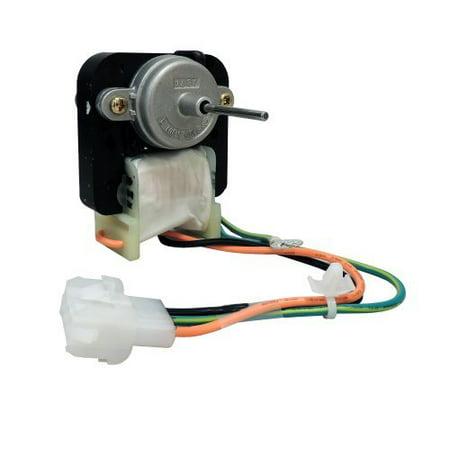 GE Refrigerator Condenser Fan Motor PS1766247, AP4298602, WR60X10192, WR60X10220 (Permanent Split Capacitor Condenser Fan)
