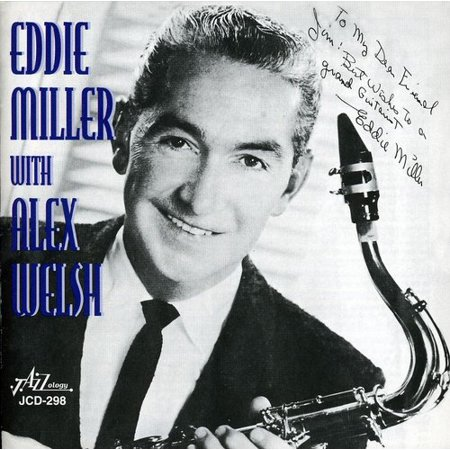 Eddie Miller with the Alex Welsh Jazz Band