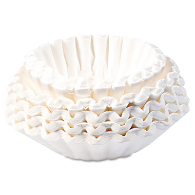 Flat Bottom Coffee Filters BUNBCF250