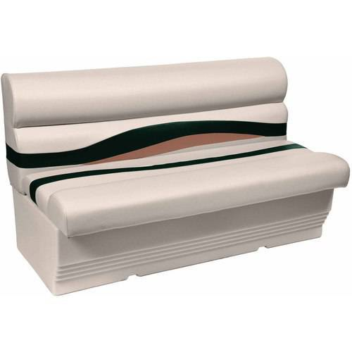 """Wise Premier Series Pontoon 50"""" Bench Seat and Base"""