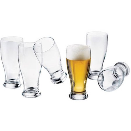Libbey 19-oz. Beer Pub Glasses, Set of -