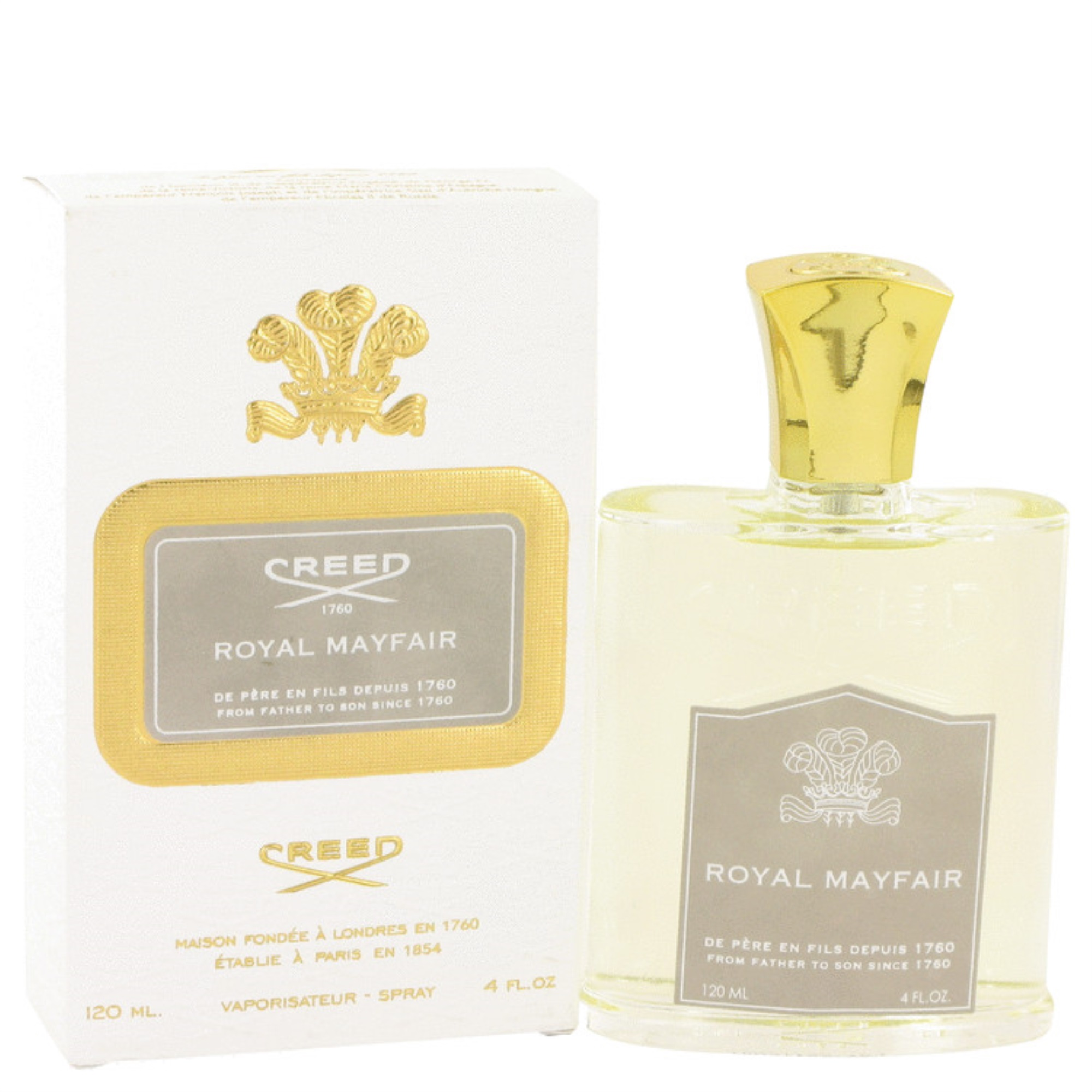 Royal Mayfair Cologne by Creed, 4 oz Millesime Spray - image 1 of 3