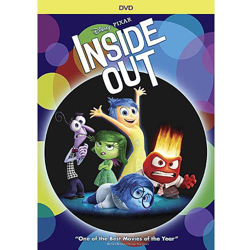 INSIDE OUT (2015/DVD)
