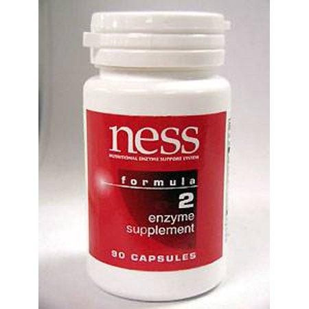 Ness Enzymes, Digest Starch # 2 90 vegcaps