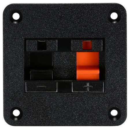 - Panasonic SUPS135-11 Speaker Terminal Plate with Tweeter and Mid High Pass