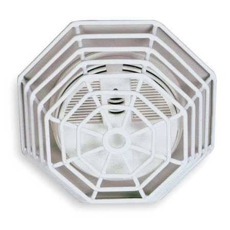 Smoke Detector Guard,Steel Wire,Flush