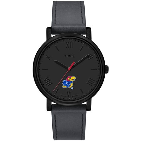 Kansas Jayhawks Timex Women's Night Game Watch - No Size