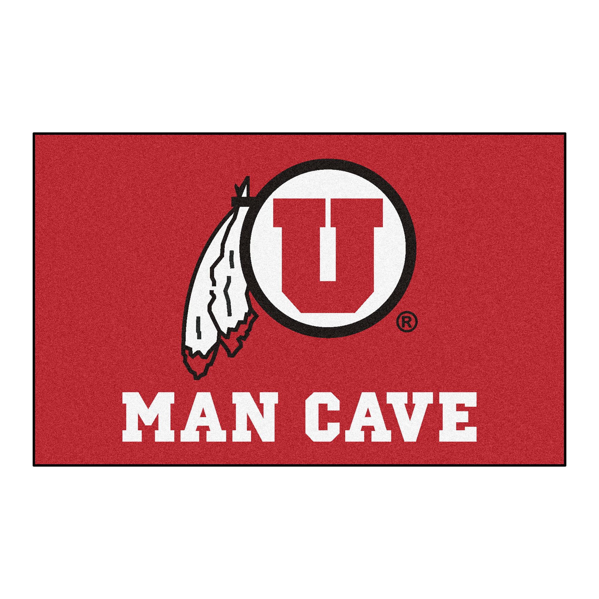 Utah Man Cave UltiMat 5'x8' Rug