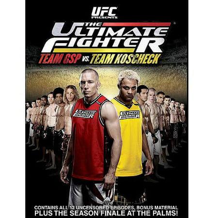 UFC: The Ultimate Fighter - Season 12 - Team GSP Vs. Team Koscheck (Ultimate Fighter Season 2)