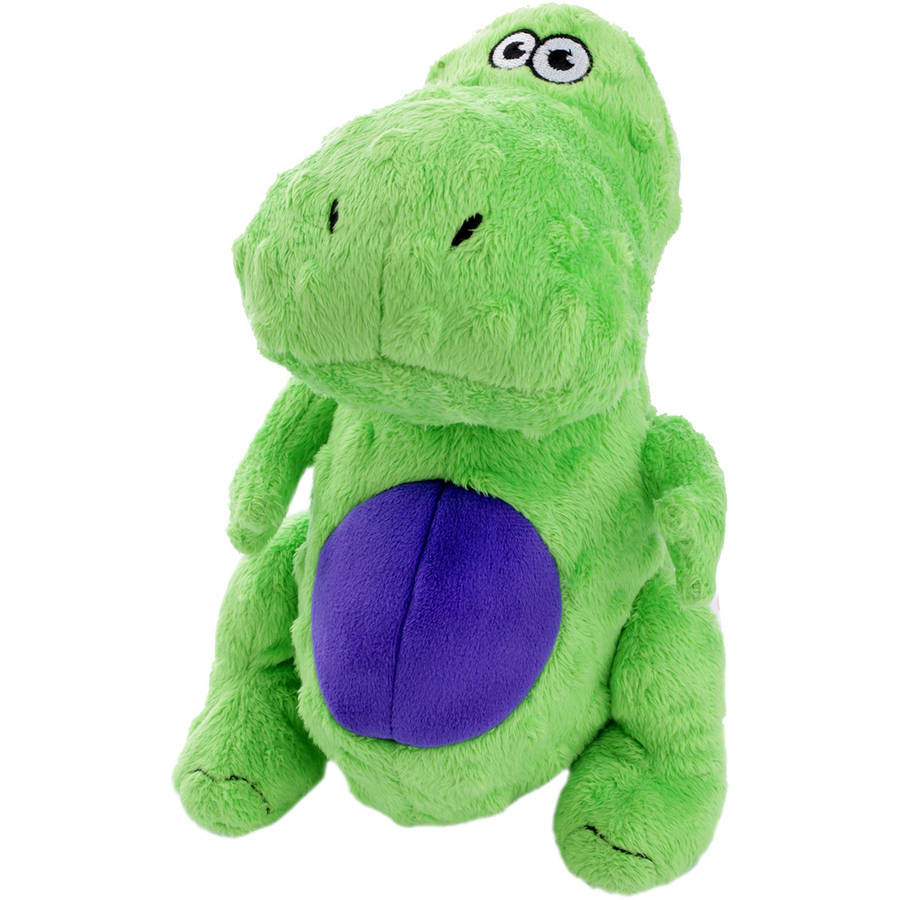 GoDog Dinos T-Rex with Chew Guard, Large