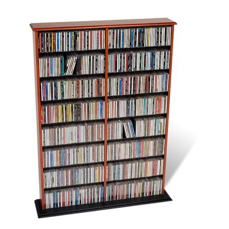 Red Barrel Studio Deliah Double Width Multimedia Storage Rack