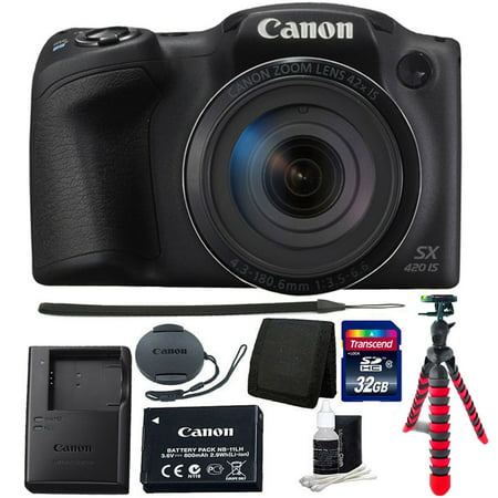 Canon PowerShot SX420 IS 20.0MP HD 720p Video Recording 1.2.3