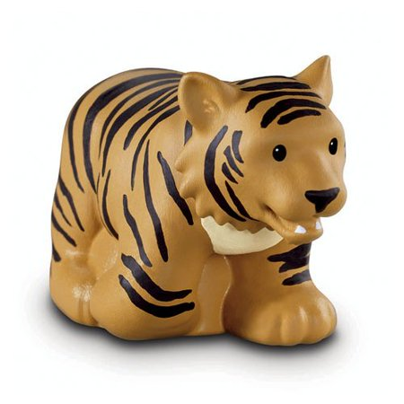 Fisher-Price Little People Tiger, Zoo fun with your favorite animals By FisherPrice
