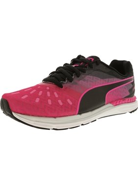 af1e562127c Product Image Puma Women s Speed 300 Ignite Pink Glow Puma Black Ankle-High  Running Shoe -